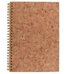 Simple brown journal