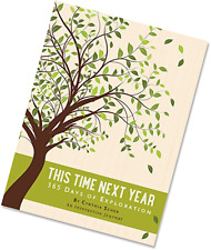 This time next year journal